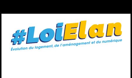 Conférence – actualité : tout savoir sur la loi ELAN et l'immobilier
